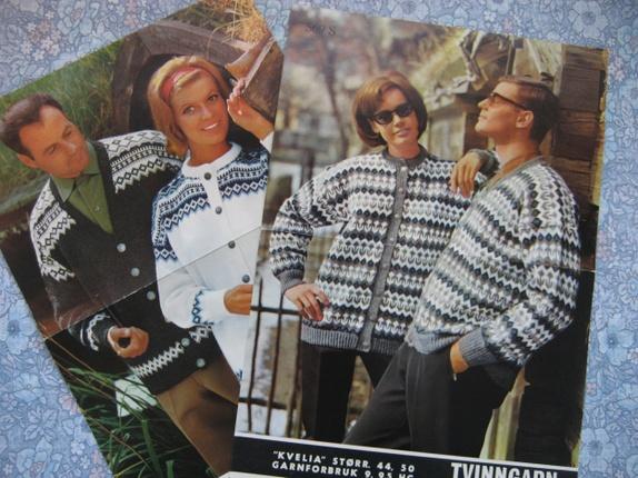 knulle fest strikkeoppskrifter dame