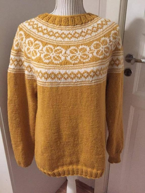 bøvertun genser
