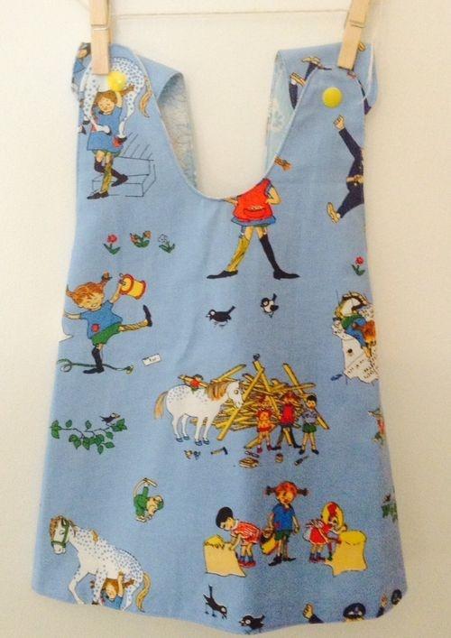 172fcadc9fb9 Pippi-kjole