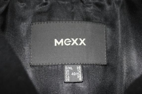Flott klassisk ullkåpe fra MEXX Epla
