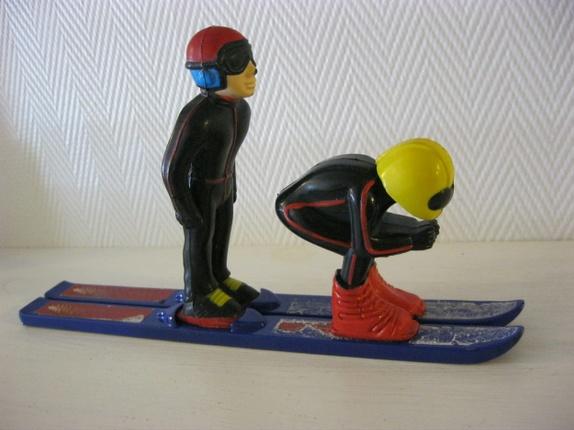 Skihopper Og Alpinist Bl 229 Ski Epla