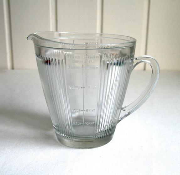 Litermål glass