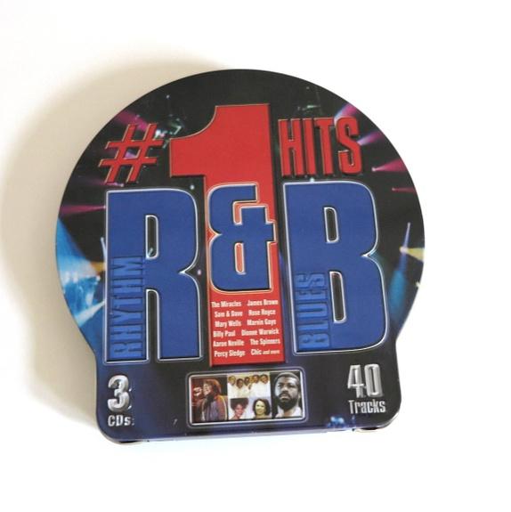 CD boks med 3 cd` r - Norge - CD boks med 3 cd` r - Norge