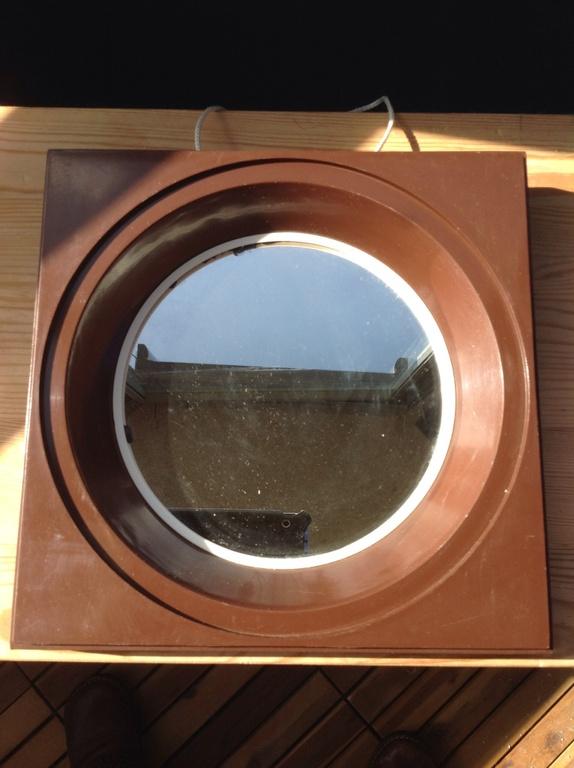 Retro speil - Norge - Se bildene for mer informasjon. - Norge