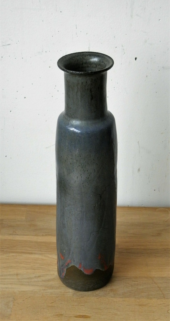 Utestående Danmark- Vase fra Doller Keramik Bornholm - Epla DG-74