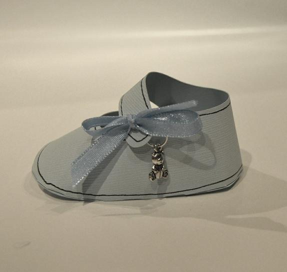 bordkort dåp sko