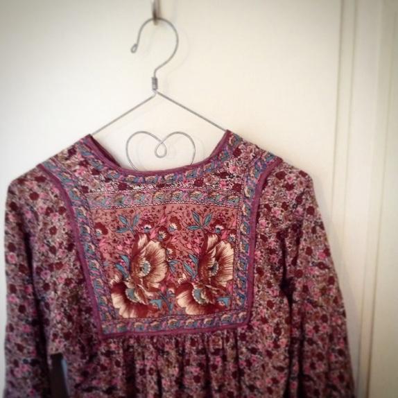 Indisk kjole (reservert)