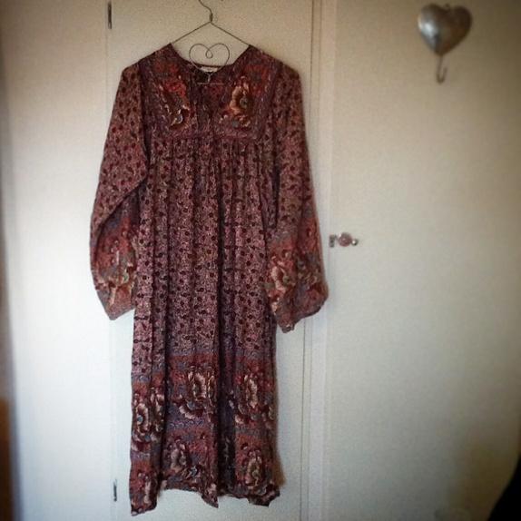 1cc76ebb84e2 Indisk kjole