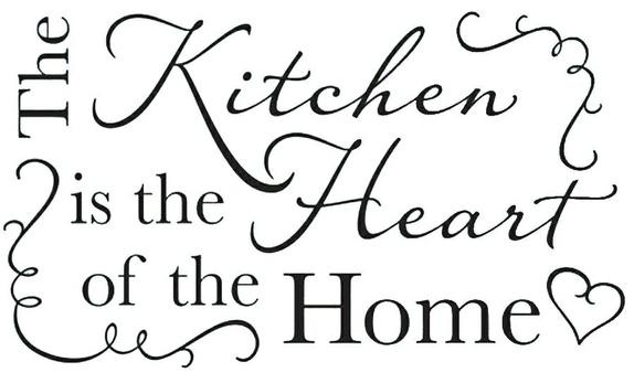 The kitchen veggdekor - Norge - Mål: 60cm x 34cmFestes enkelt på alle overflater og på akkurat den måten du vil selv. - Norge