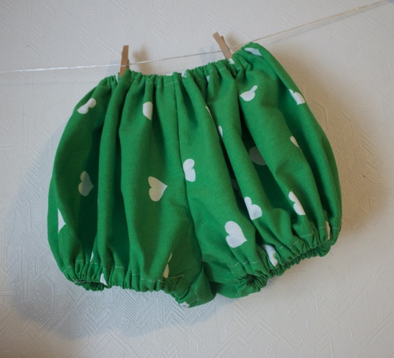 9b8a7b9e Ballongbukse / shorts - ca.str. 0,5-2 år+ - Epla