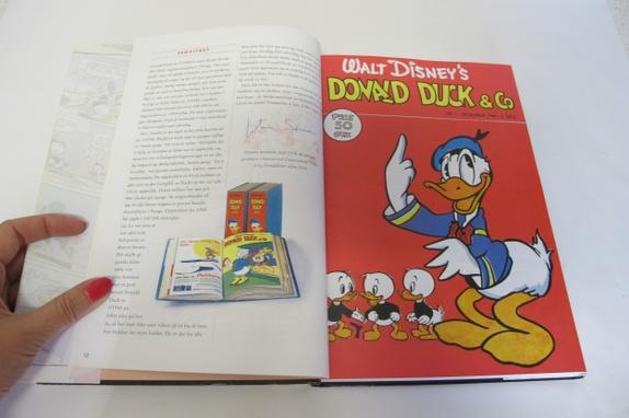 Donald Duck - Norge - Beskrivelse Donald Duck & Co. De komplette årganger fra 1948 til og med1954 selges samlet.Til sammen er det 14 bøker. Bøkene er ubrukte, har smussomslag, og er i meget god stand. - Norge