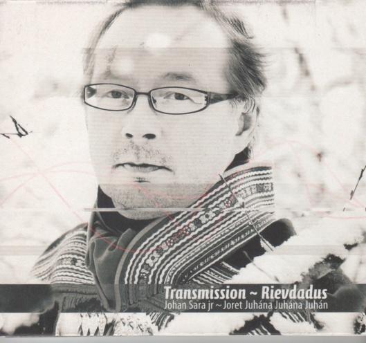 CD Johan Sara Jr. Transmission-Riverdadus - Norge - CD utgitt 2010. Ubrukt, ikke plastforseglet - Norge
