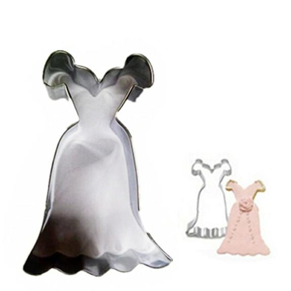 kjole utstikker