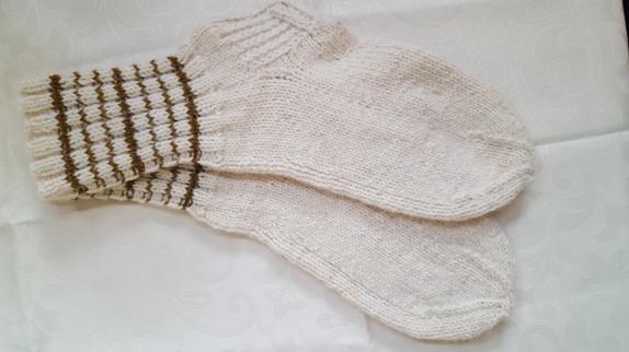 SOKKER FOR HERRE str. 46 - Norge - Varmt sokker er laget med kjærlighet av 100% ull :))) Str. 46Håndvask 30°, tørk flatt. - Norge
