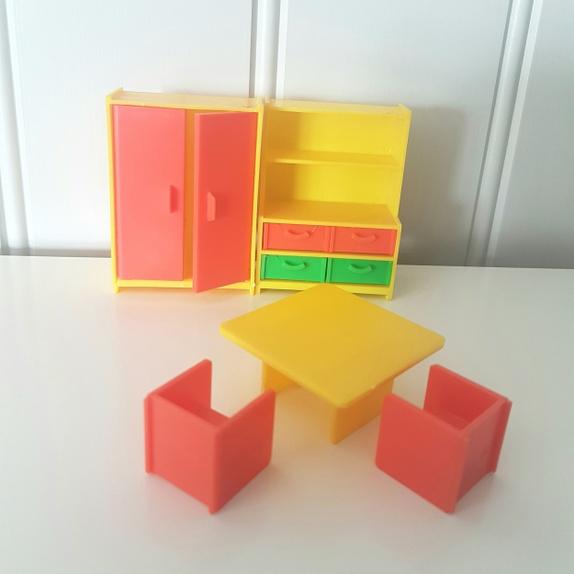 lundby dukkehus møbler