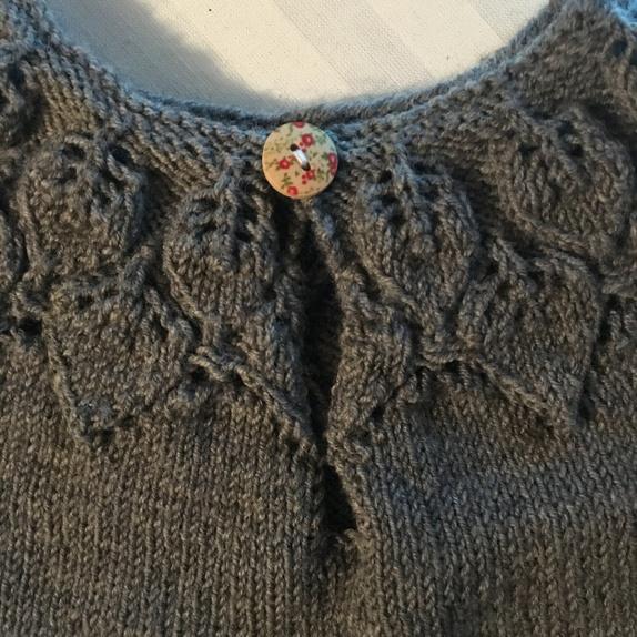 strikket tunika oppskrift