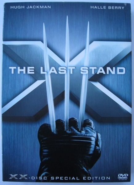 X-Men, The Last Stand - Norge - Hugh JackmanHalle Berry Sone 2. - Norge