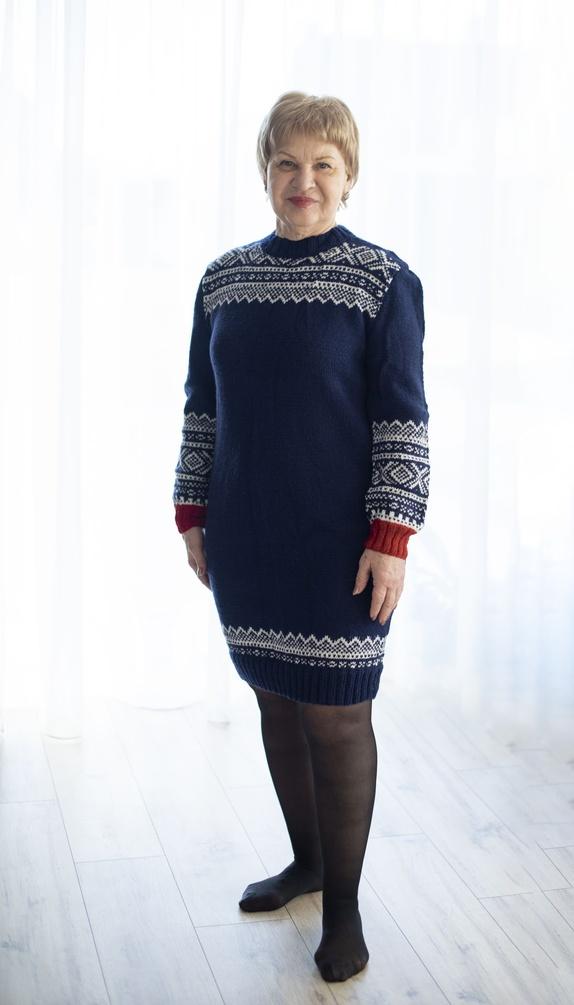 Marius kjole M (G.Stordalen)