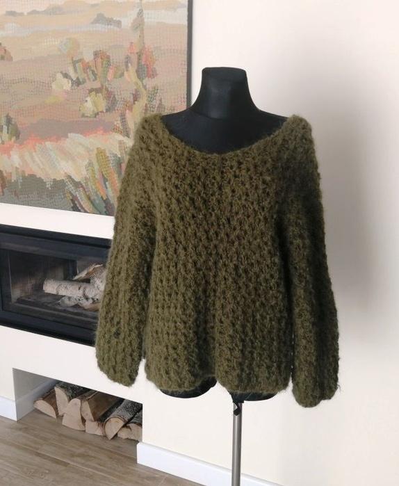 13766f01 Grønn genser Kjøpe, selge og utveksle annonser - finn den beste prisen