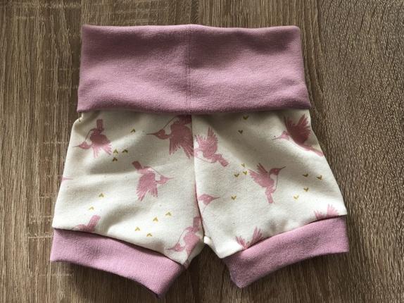 Shorts unisex - Norge - fåes i forskjellige farger etter ønske. fåes fra størrelse o-3mnd og opp til 6 år. syes på bestilling :) - Norge