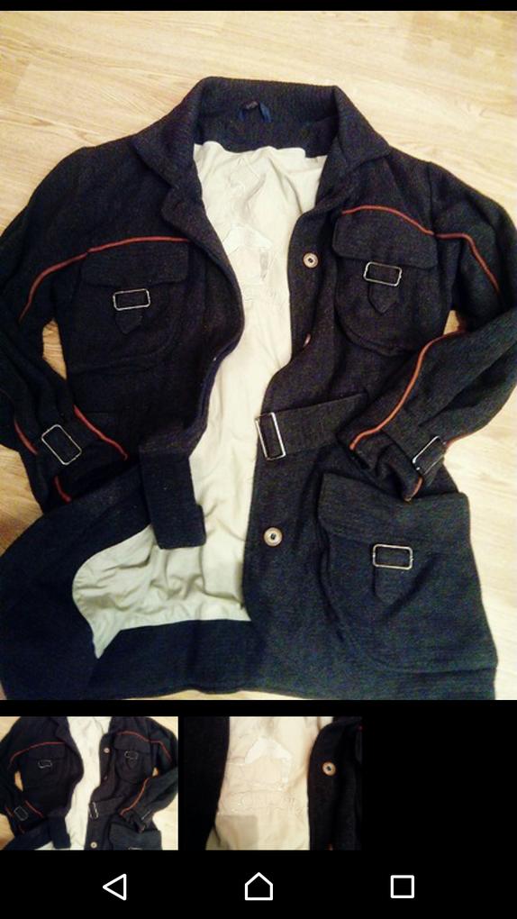 be8ad677 Jakke fra Sondre i vadmel - Norge - Str MGod og komfortabel jakke Vadmel er  behageligPent