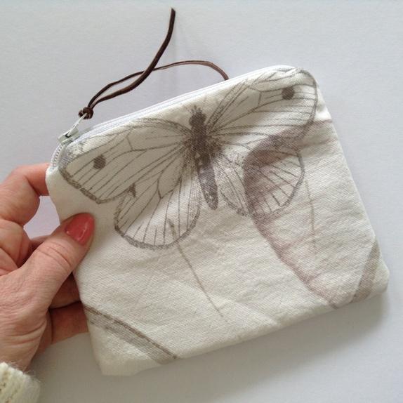 Sommerfugl liten veske Epla