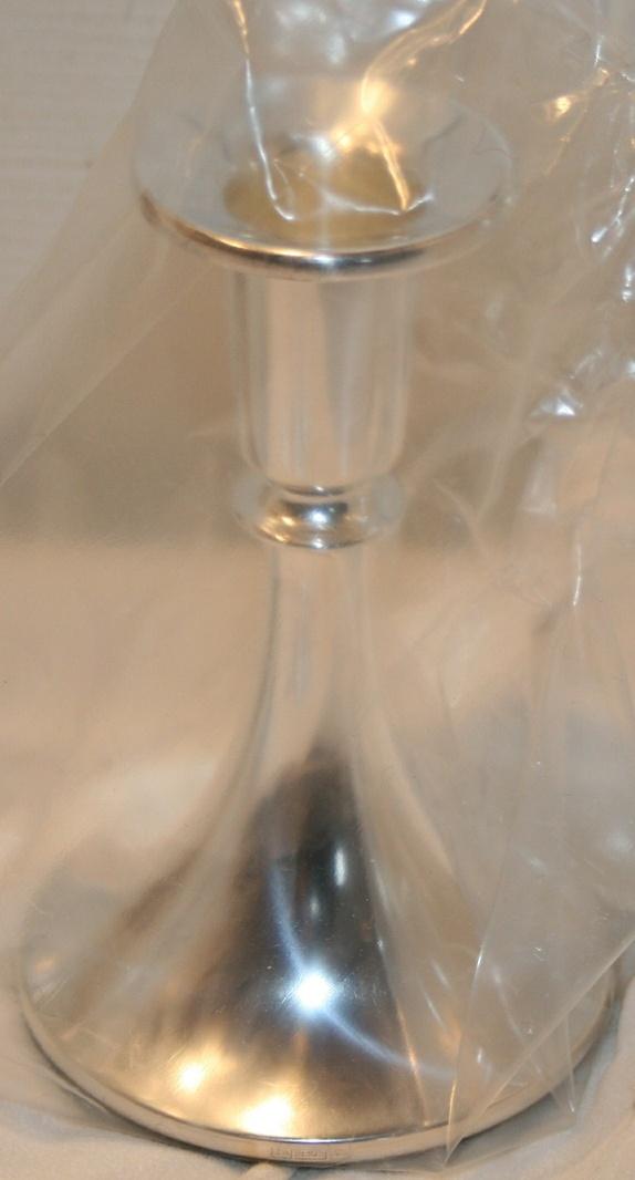 Smarte ressurser Sølv lysestaker fra David Andersen - Epla JA-02