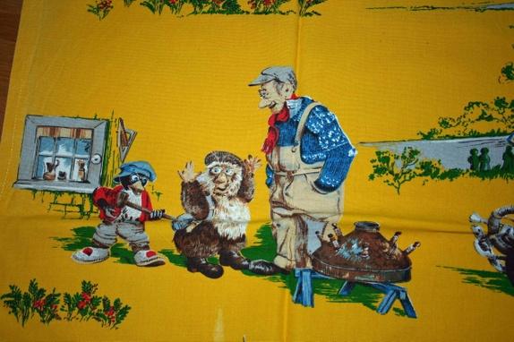 Gardiner til barnerom - Epla