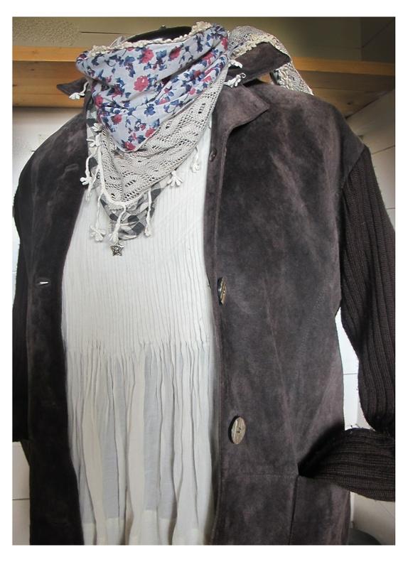 61c12f28 Find skjorte i imitert semsket skinn jakker & blazere salg %. Shop ...