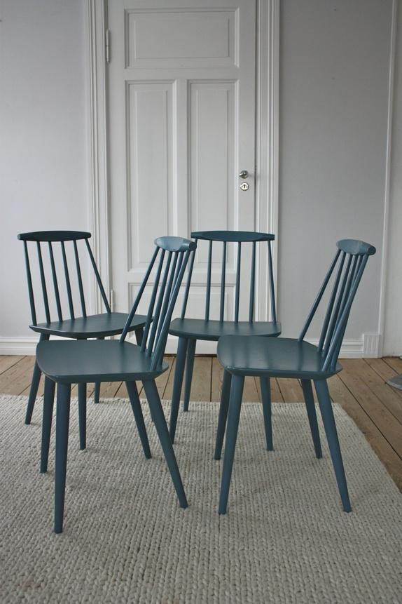 Pinnestoler til salgs