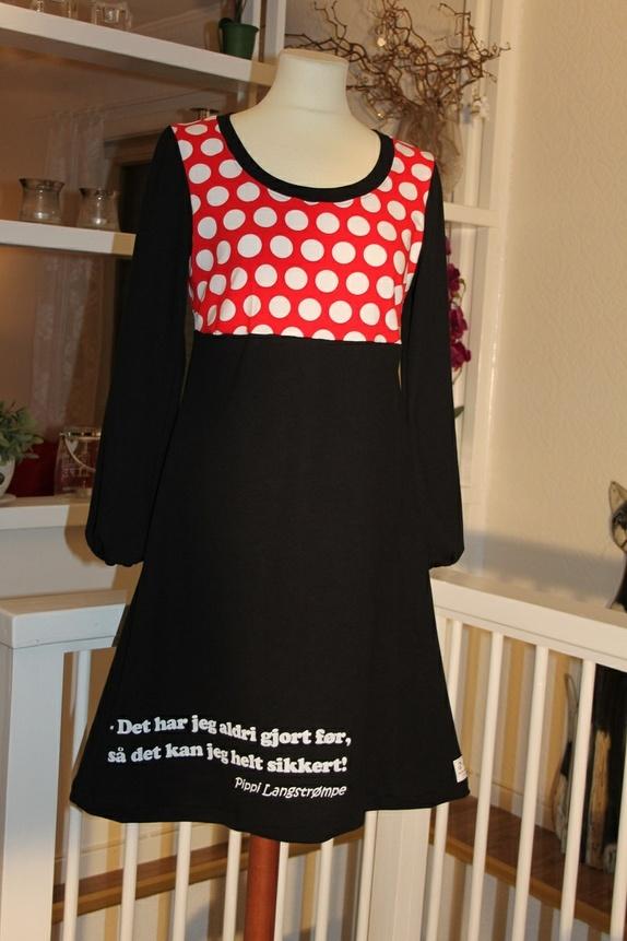 af29d0c4d05d Denne kjolen kan jeg sy på bestilling. Fra betaling bestilling er gjort