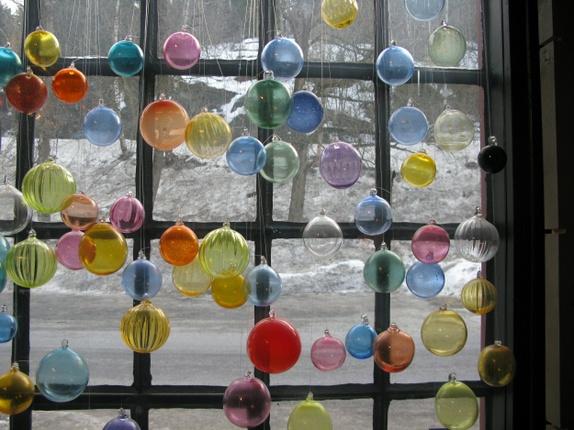 Glass kuler