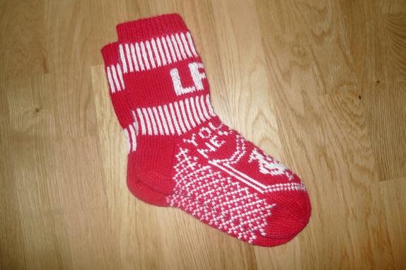 4824c52b2 Liverpool-sokker. Str 41-43
