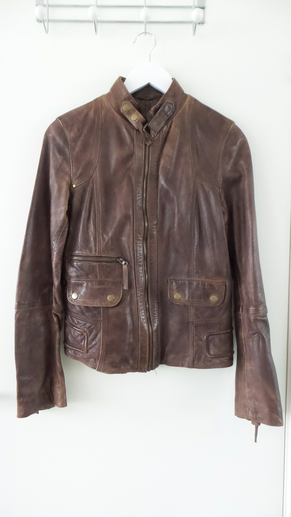 608cc42e4 Find brun skinnjakke fra. Shop every store on the internet via ...