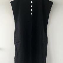 082 Prikket kjole, brun