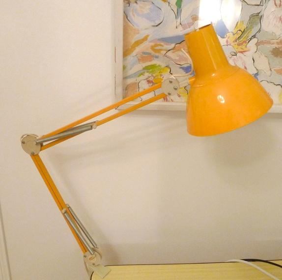 arkitektlampe luxo lys gr id