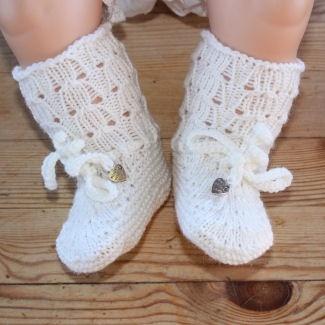 babysokker strikk