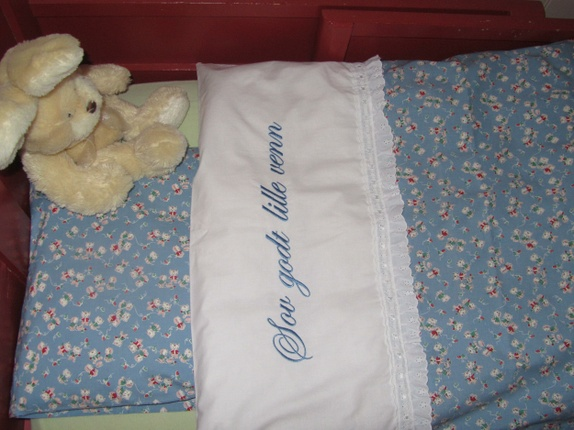 baby sengesett 65x80