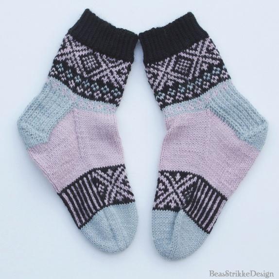 7d2f1d625 Strikket sokker Kjøpe, selge og utveksle annonser - finn den beste ...