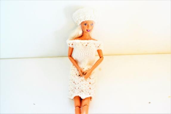 Sett 2 Delt Epla Til Barbie 565HqXSx