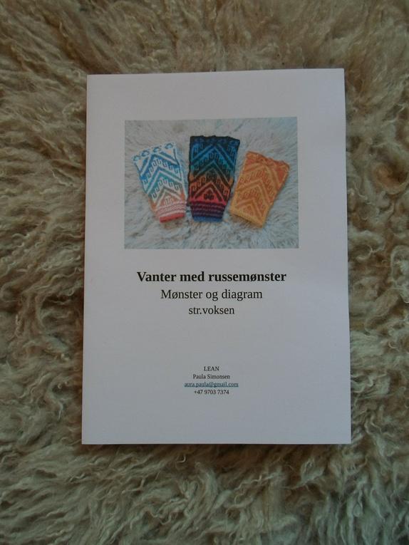 fef54f17 strikkemønster pdf snøkrystaller votter available via PricePi.com ...